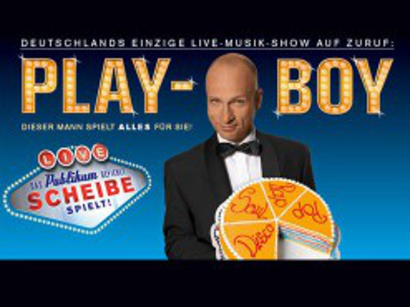 SCHEIBE – PLAY-BOY