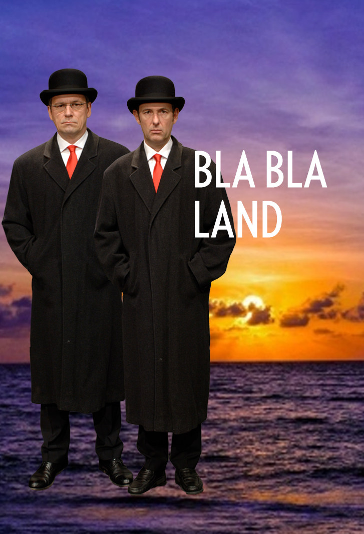 ALMA HOPPE – BLA BLA LAND - DAS AKTUELLE BEST-OFF