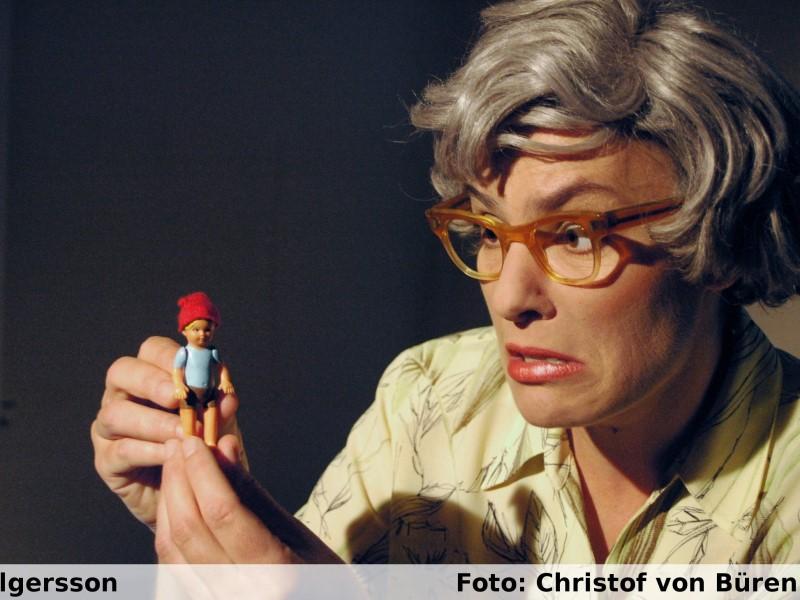 NILS HOLGERSON - DIE EXEN