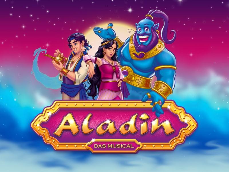 ALADIN – DAS MUSICAL - DAS HIGHLIGHT FüR DIE GANZE FAMILIE!