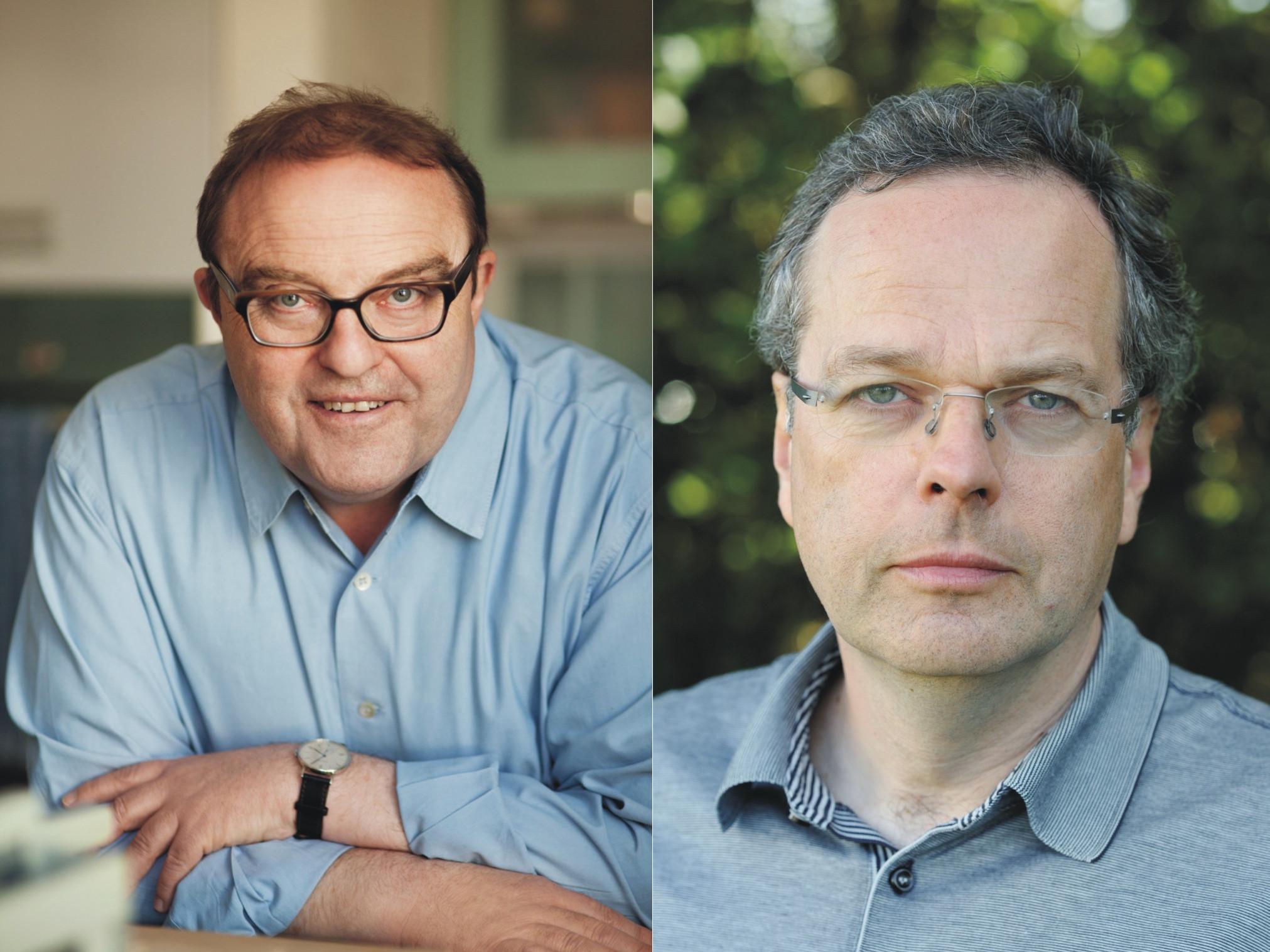GUSTAV PETER WöHLER & CHRISTIAN MAINTZ – LESUNG: VOM KNöDEL WOLLEN WIR SINGEN
