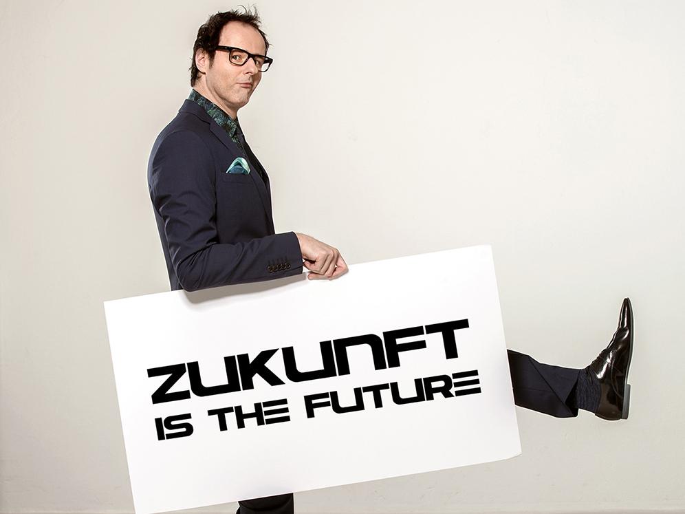 VINCE EBERT – ZUKUNFT IS THE FUTURE