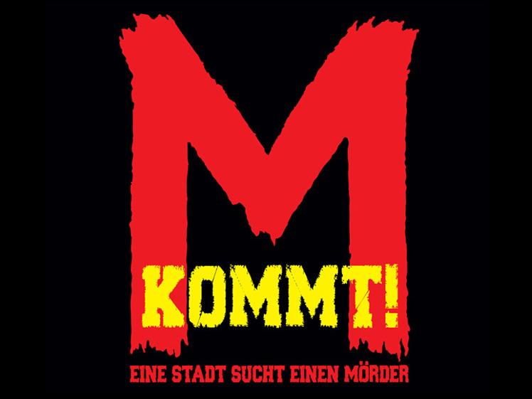 M – EINE STADT SUCHT EINEN MöRDER - 20-Uhr-Vorstellung