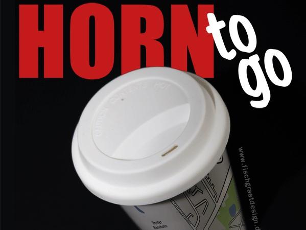 HORN TO GO! - EIN INSZENIERTER STADTTEILRUNDGANG