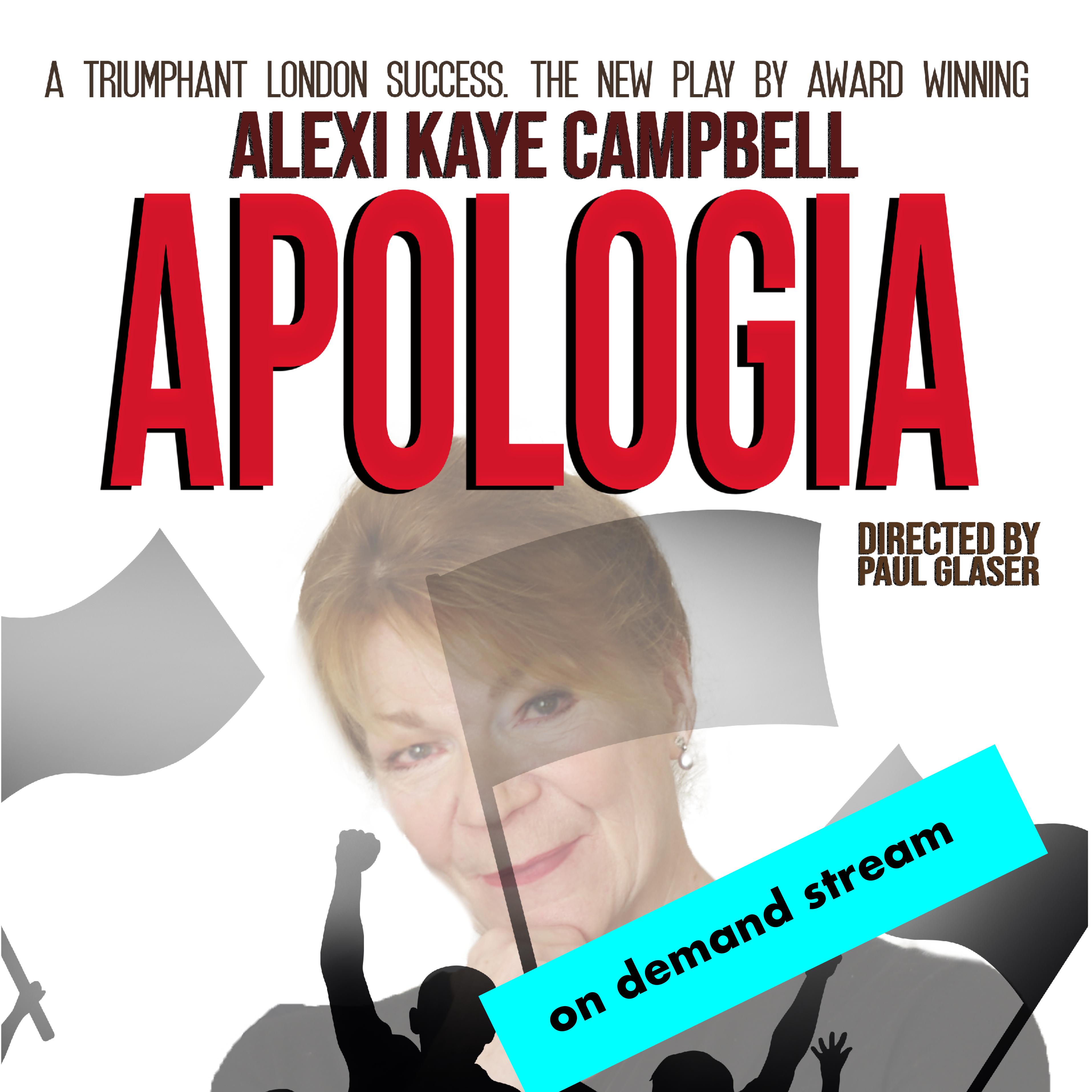 APOLOGIA ON DEMAND STREAM