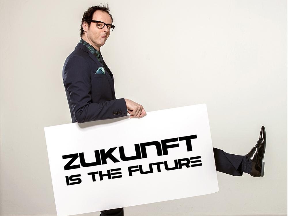 VINCE EBERT - ZUKUNFT IS THE FUTURE