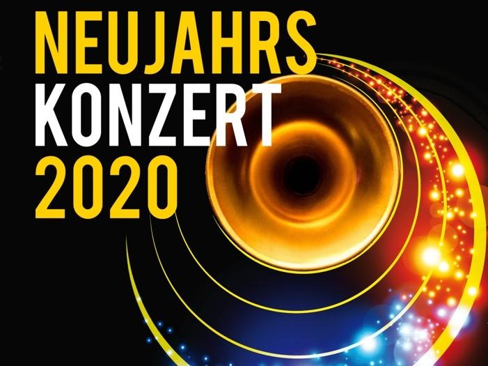 SPARKLING BRASS – NEUJAHRSKONZERT 2020 DER BRASS BAND WBI - GLäNZENDES BLECH UND PRICKELNDE UNTERHALTUNG